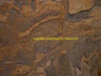 Granit lastre_fantastic_yellow