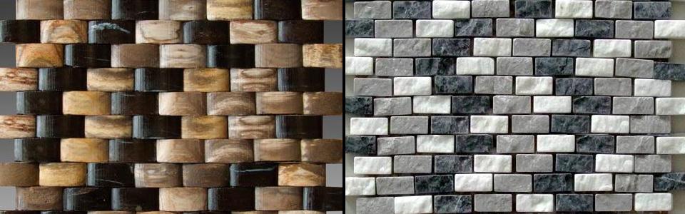Mozaic diverse culori